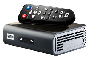 WD TV Live Plus - Media Player