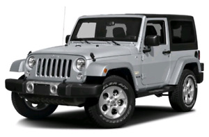 WANTED: Jeep Wrangler