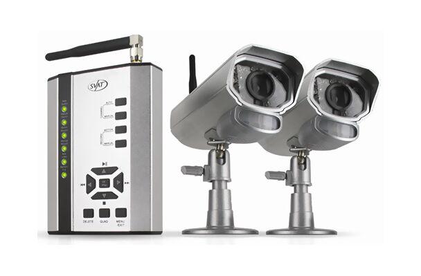 SVAT Security Cameras
