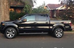 Absolutely Mint 2013 F-150 FX4,