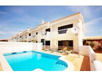 LS410. Lovely and nice villa for 6 persons Albufeira, on the Algarve, Portugal.