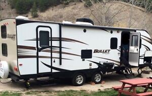 2015 Bullet Travel Trailer
