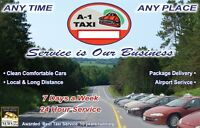 TAXI BUSINESS FOR SALE IN COBOURG WITH PROPERTY