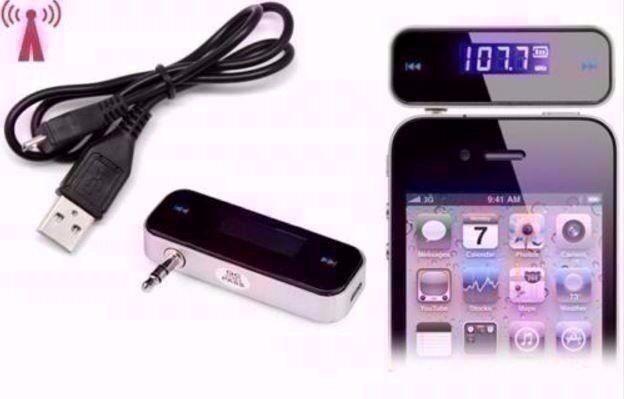 In-Car MP3 FM Transmitter 2 **