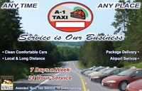 LICENSED TAXI BUSINESS FOR SALE IN COBOURG