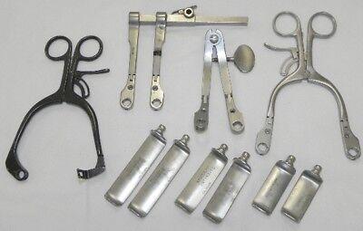 Caspar Cervical Instrument 10 Piece Set Aesculap