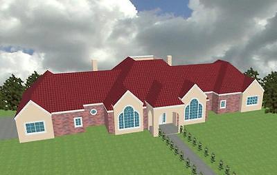 CAD register for plan JML016A  ... house / home / construction / floor plans