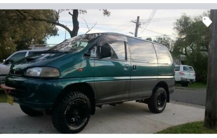 1996 Delica needs new engine block Gymea Bay Sutherland Area Preview