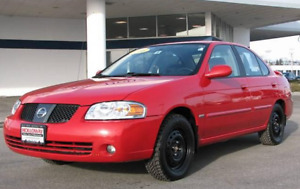 2006 Nissan Sentra SE Sedan *cheap*