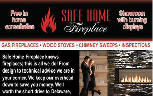 Gas Fireplaces & Expert Installations