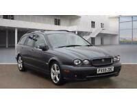 2009 Jaguar X-TYPE 2.2D Automatic SE - Free Delivery! -