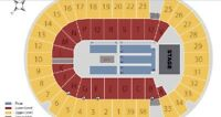 2 Justin Bieber PURPOSE WORLD TOUR tickets