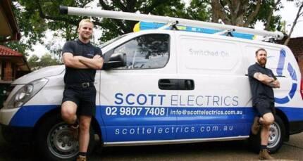 Scott Electrics - Electrician