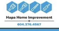Home Improvement and Renovations