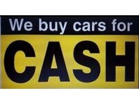 WE BUY CAR TOP PRICE PAID CALL FOR A QUOTE