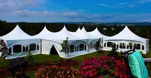 Commercial Wedding Tent & Facebooth photo booth and videobooth St. John's Newfoundland image 2