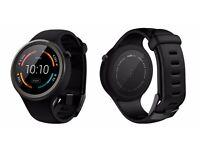 Motorola moto 360 sport smart watch, 2016 black