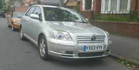 Toyota Avensis, Fantastic Cheap Family Car