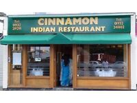 Indian restaurant Leasehold for sale