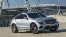 MERCEDES Classe GLC GLC 200 d 4Matic Coupé Business