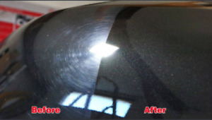 Nano Ceramic Coating! Permanent Car Protection! Never Wax Again!