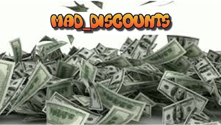 MAD Discounts Store
