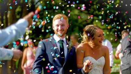 Filmmakers: Wedding Videography, Corporate, Online, Advertising