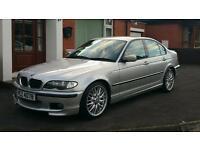 BMW 320d MSport 2003 full year mot