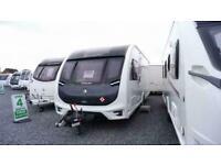2018 Swift Eccles 580 Used Caravan