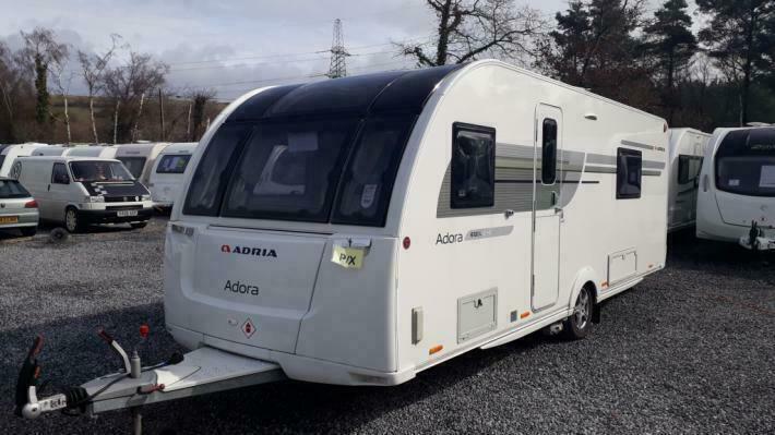 2016 Adria Adora Seine Used Caravan | in Newton Abbot, Devon | Gumtree