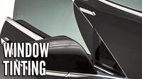 Full-Time Window Tinter Required