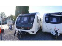 2013 Swift Challenger Sport 514 Used Caravan