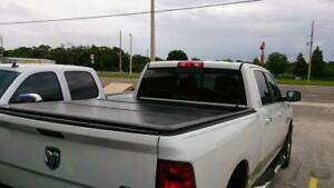 Tonneau Cover Leer Trilogy 09-18 Ram 6.4 Box Great Price