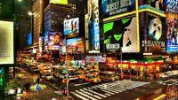 Voyages en autocar à New York