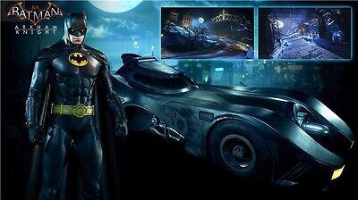 Batman Arkham Origins City Asylum The Joker Harley Quinn Game Poster 42 X24  059