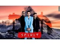2 tickets for Depeche Mode London