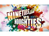 Nineties v noughties night @ the one lounge bar,west didsbury,Manchester