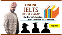 ONE-Day IELTS Workshop - ONLY $3.49