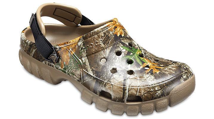 Crocs Unisex Offroad Sport Realtree® Edge Clog
