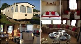 Caravan hire Skegness October