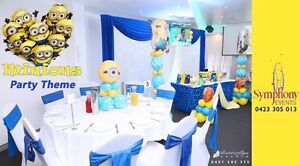 QUALITY PARTY DECORATION AND HIRE Casula Liverpool Area Preview
