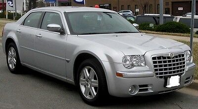 Chrysler 300C Workshop Service Manual 04-10