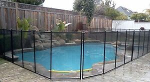 Pool Safety Fence Removable *call today for quote*