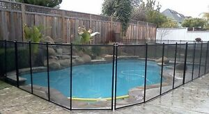 Removable POOL SAFETY FENCE *call today*