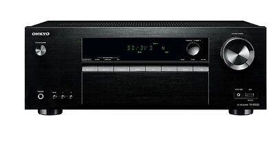 Onkyo 700W 5.1Ch 4K Ultra HD & 3D A/V Home Theater Receiver TX-SR353