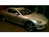 MAXDA RX8 1.3 LOWMILES (192BHP COUPE. CHEAP INSURANCE GROUP) SWAP/PX