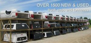 New and Used Truck Caps - Largest Selection