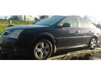 BREAKING 2006 VAUXHALL VECTRA 1.8 PETROL -- NO TEXTS PLEASE - NEWRY / ARMAGH