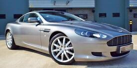 2004 Aston Martin DB9 5.9 V12 Coupe Tungsten Silver Great Example Low Miles!