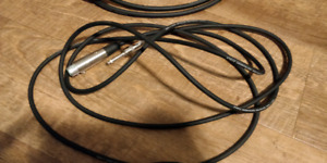 Patch Cable - 10ft TRS - XLR female